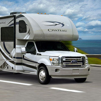 motor home rental Mandan