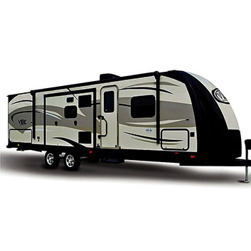 travel trailer rentals Kansas City MO